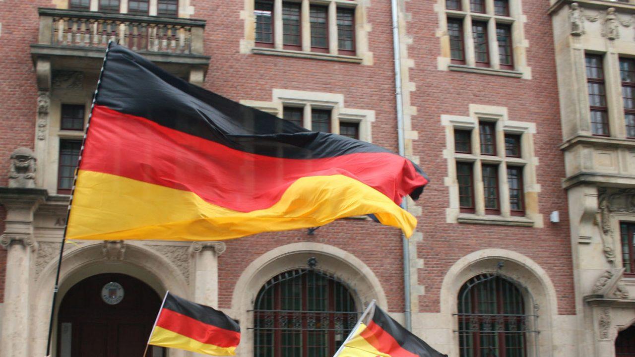 Deutschlandfahne-patriotismus