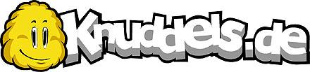 """Logo der Chat-Plattform """"Knuddels.de"""""""