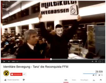 Rechtsextreme Identitäre In Der Lindenstraße Belltowernews