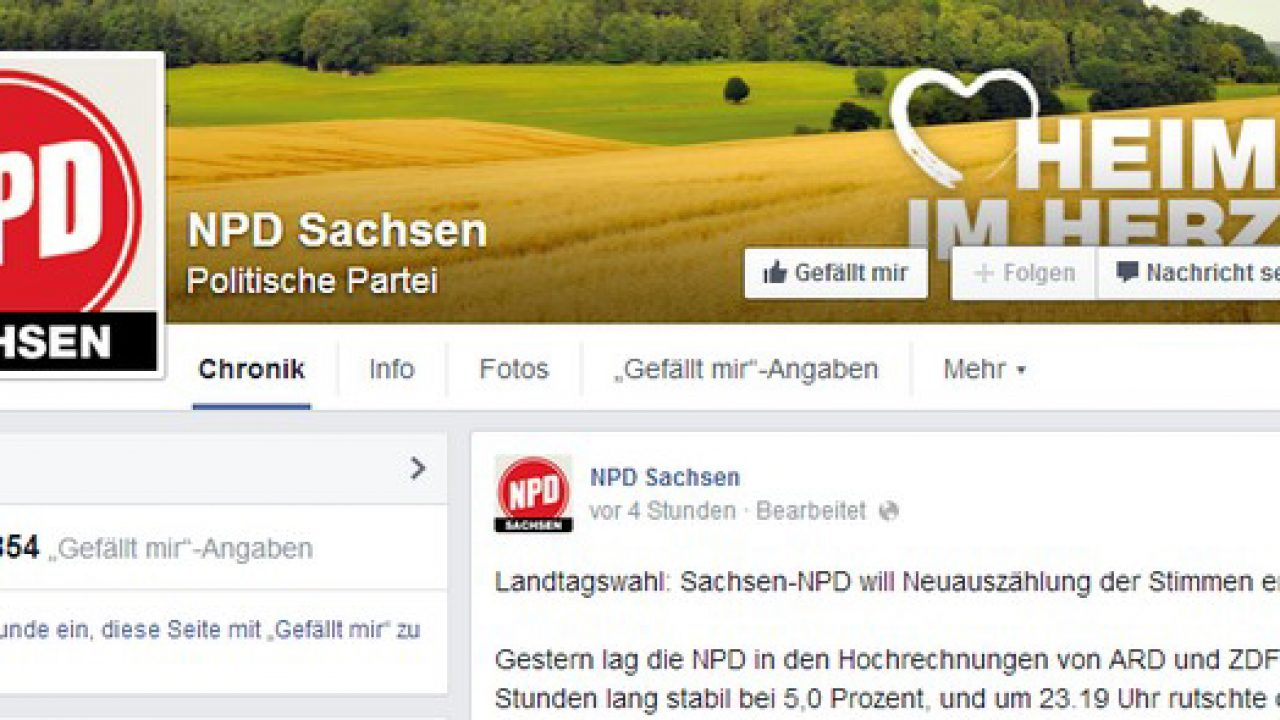 2014-09-01-fb-npd-sachsen-start