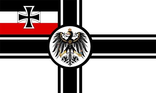 Reichskriegsflagge Verboten