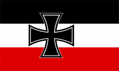 erkennungszeichen moderner nazis die reichskriegsflagge. Black Bedroom Furniture Sets. Home Design Ideas