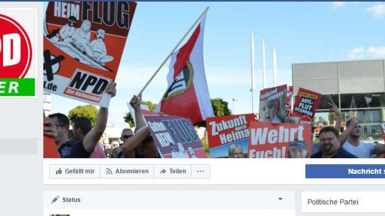2017-05-19 NPD Trier Opener Deutsche Neonazis wollen Mahnwache für Horst Mahler vor Xavier Naidoo