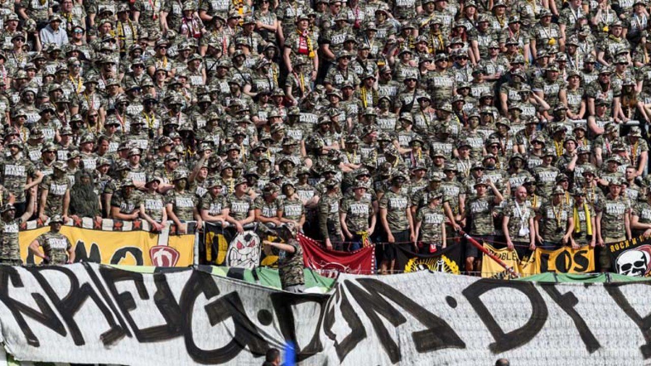 GES/ Fussball/ KSC - Dynamo Dresden, 14.05.2017