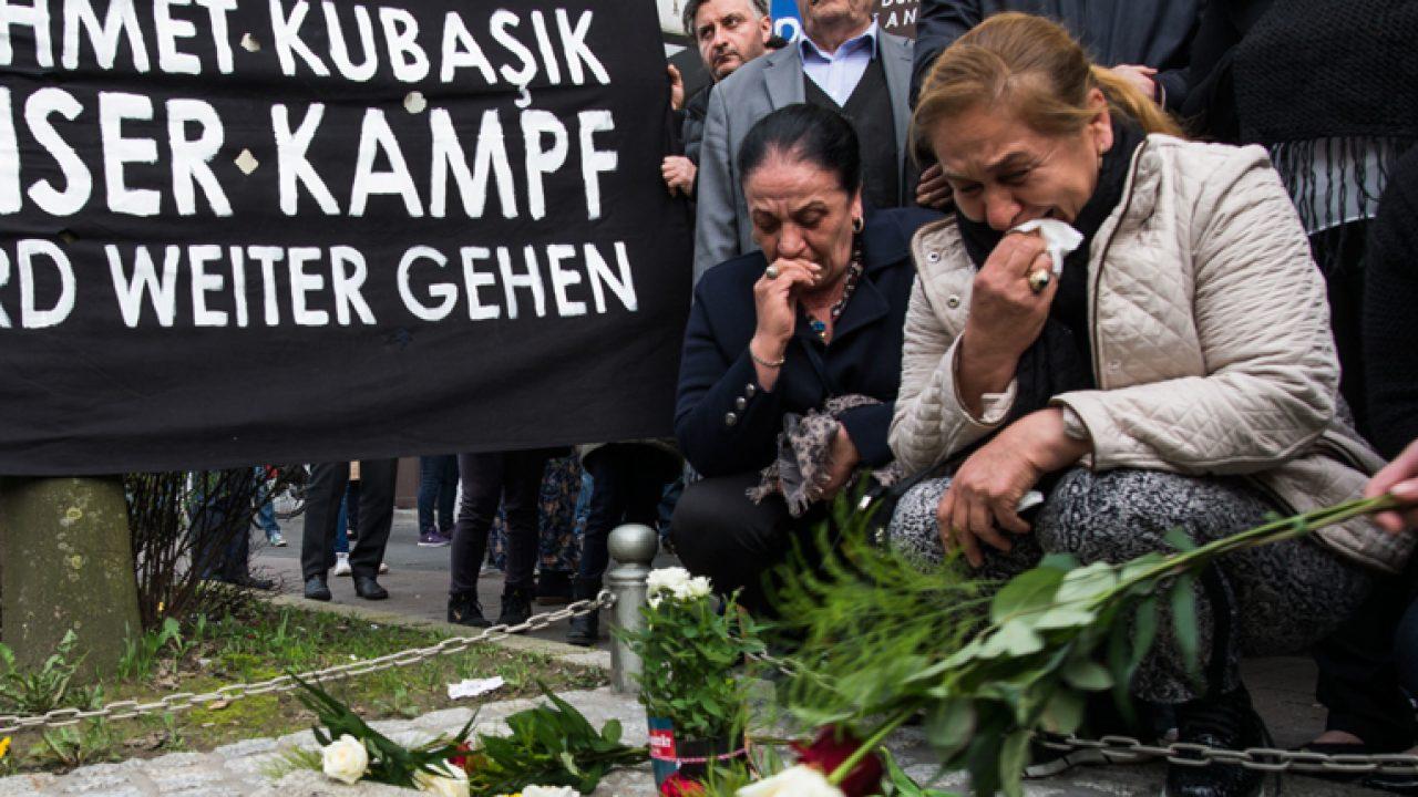 10. Jahrestag Mord an Mehmet Kubasik