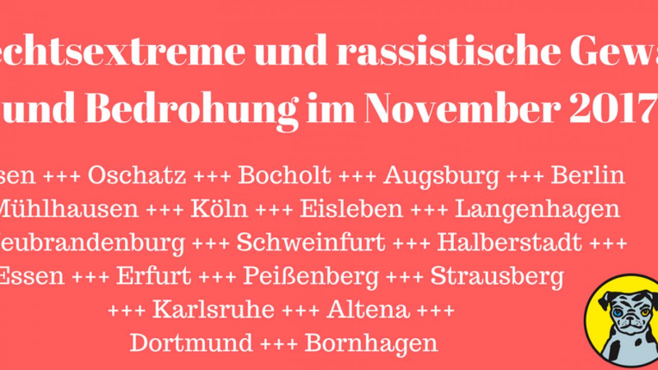 Rechtsextreme-und-rassistische-Gewalt-und-Bedrohung-im-November-2017