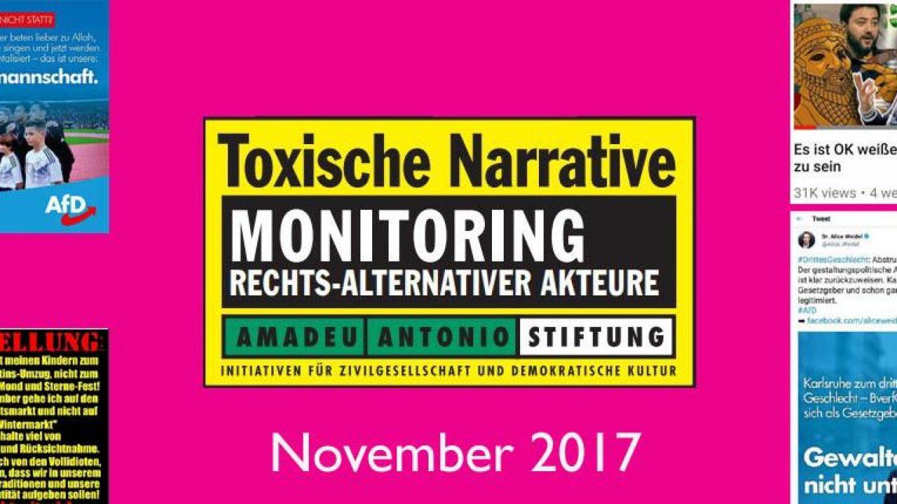 13033 monitoring november 2017