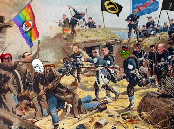 Reconquista Germania Discord