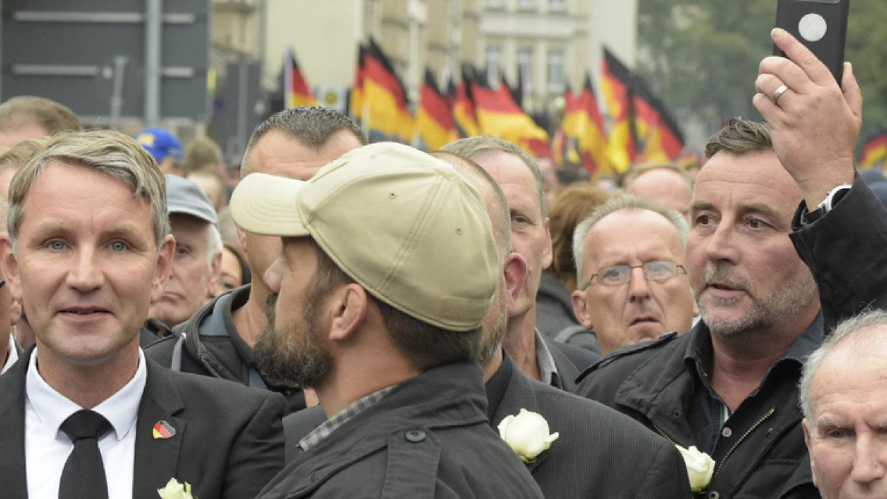 Germany Far Right