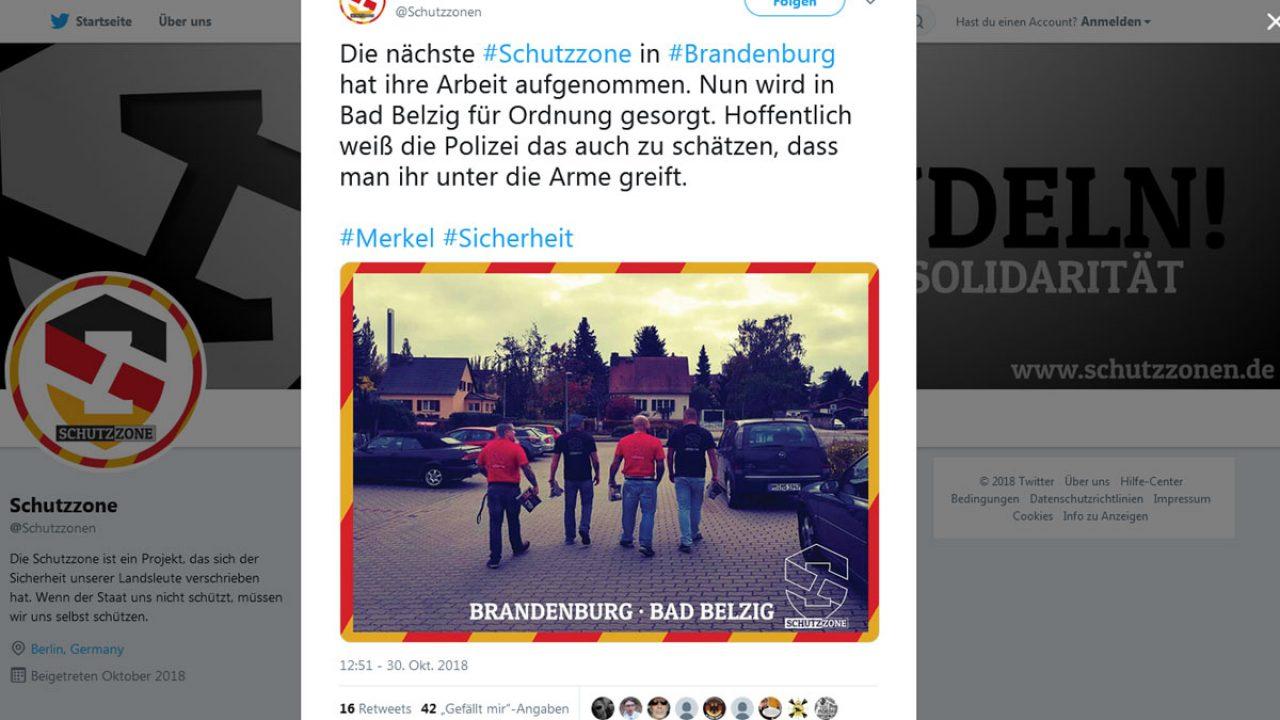 1 - Beitragsbild, Tweet 30.10. zu Bad Belzig