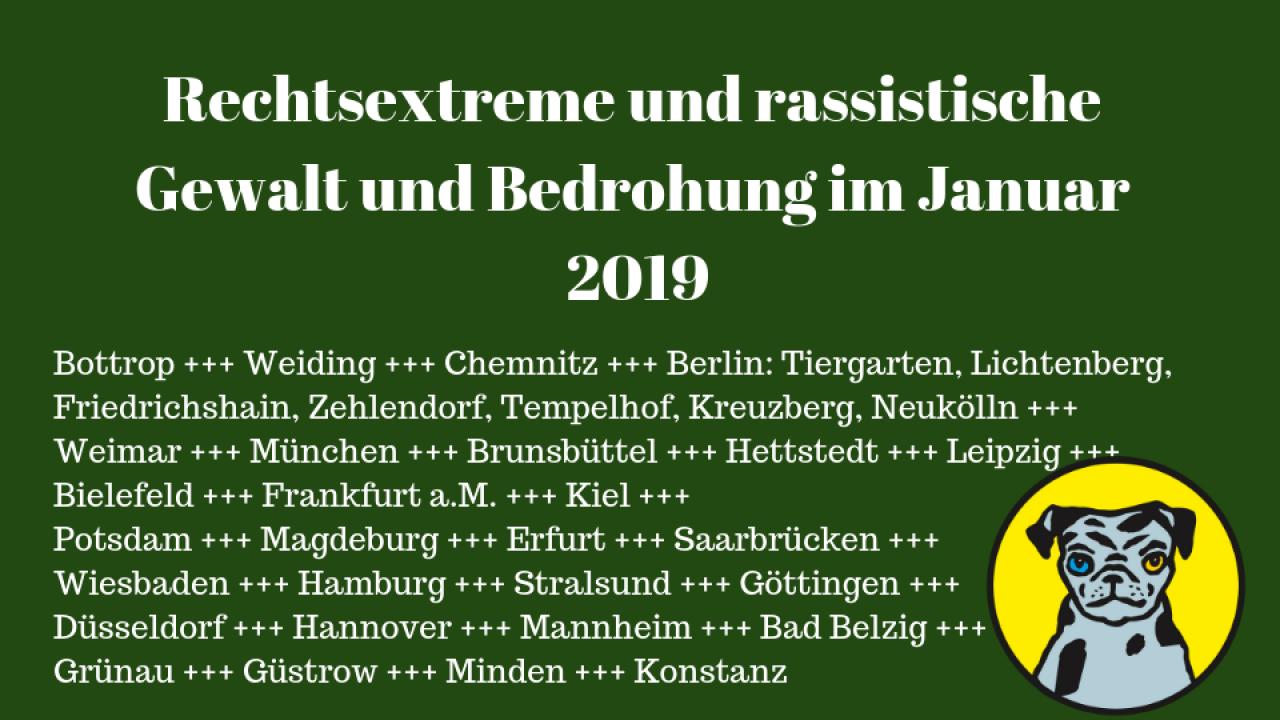 Januar 2019 Gewalt(2)
