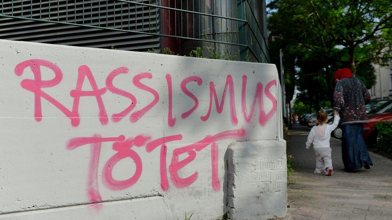 Symbolfoto Rassismus