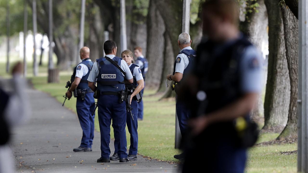 Rechter Terror In Neuseeland: 49 Menschen In Zwei Moscheen