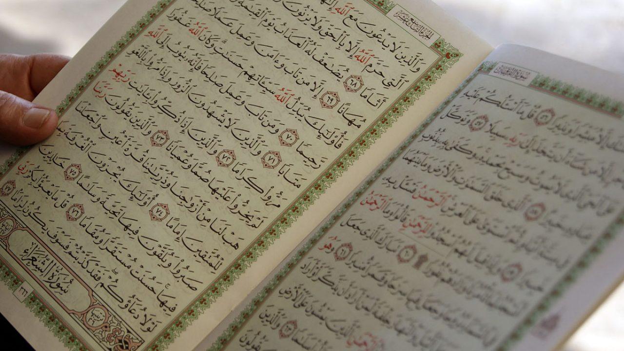 Islam, Koran