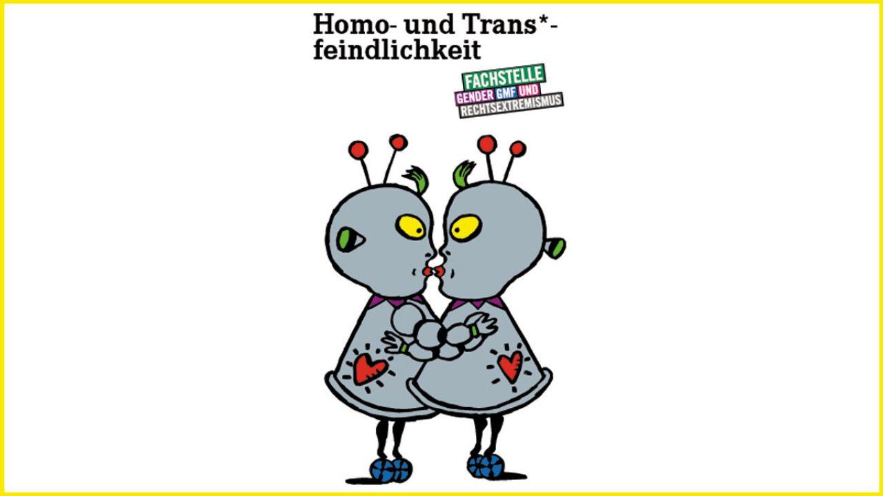 Homo--und-Transfeindlichkei