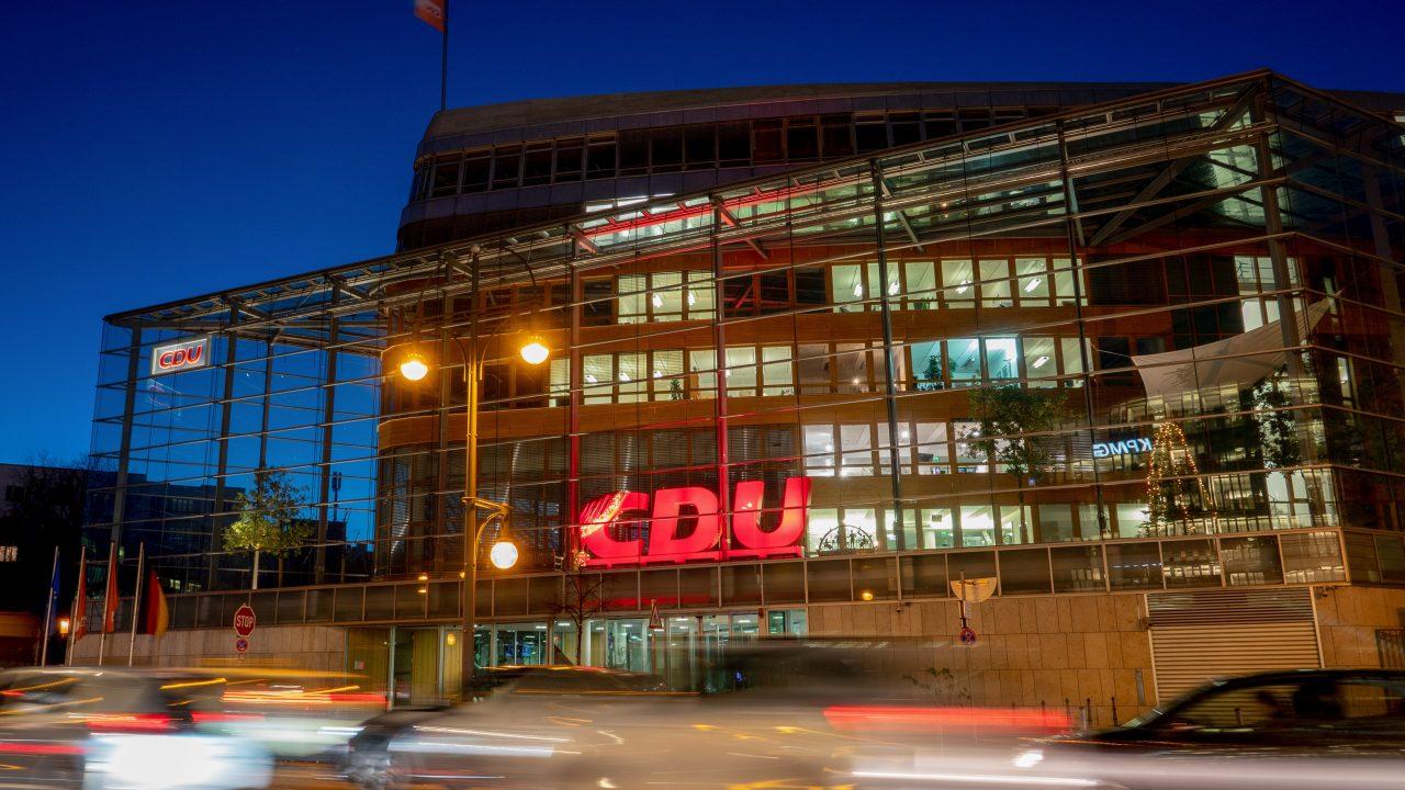 CDU-Zentrale