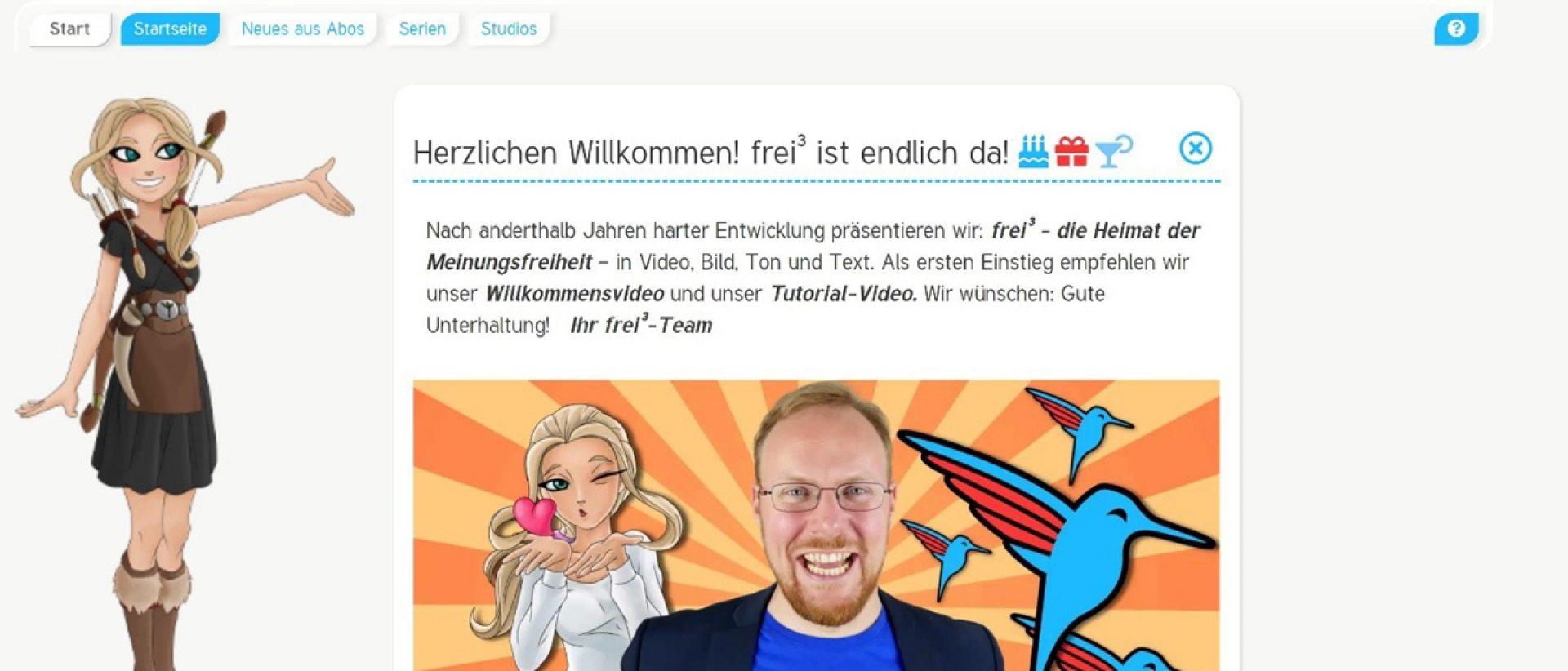 Neue Rechts Alternative Plattformen Rechtsaussen Medienmacher Suchen Eine Neue Video Heimat Belltower News