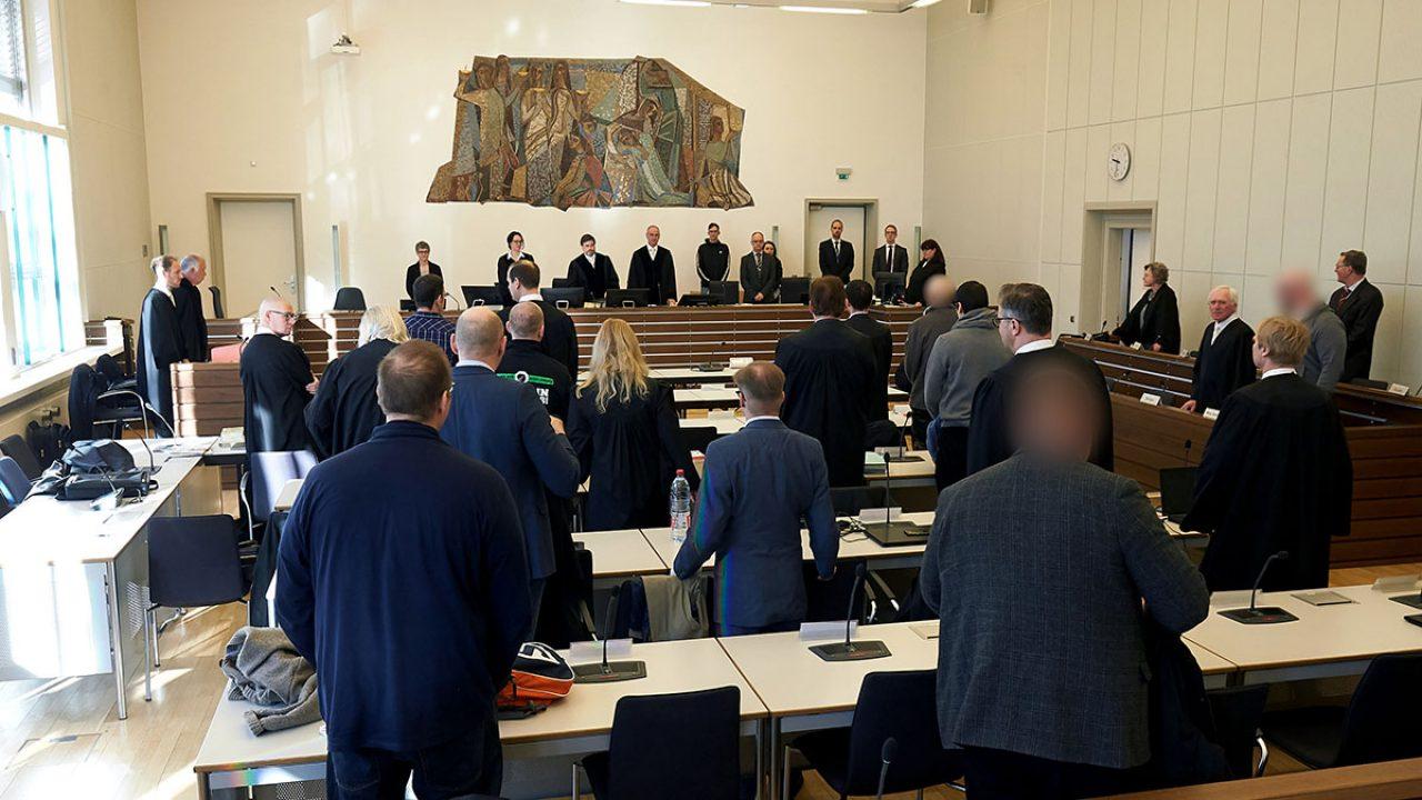 """Prozess """"Aktionsbüro Mittelrhein"""""""