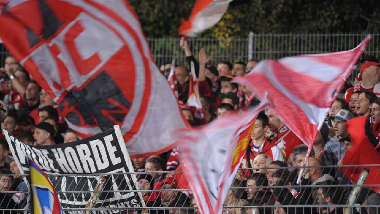 DFB-Pokal-Achtelfinale - Eintracht Trier - 1. FC Köln