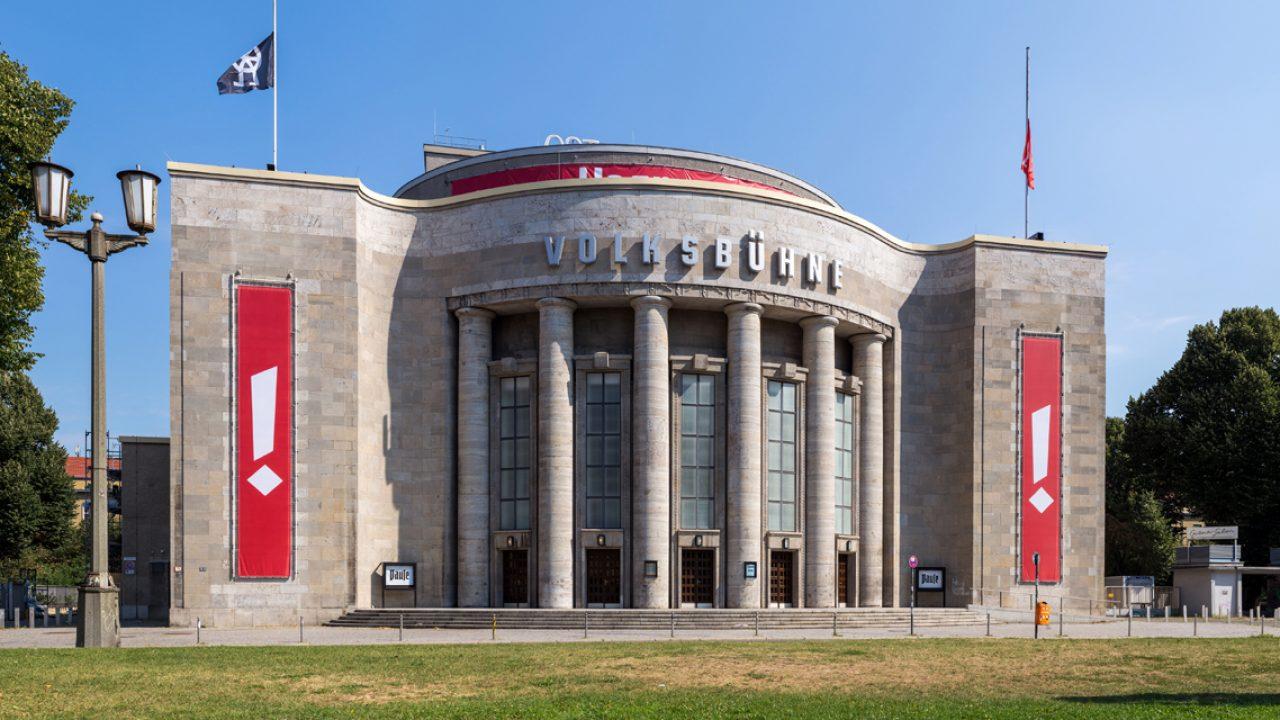Volksbühne, Berlin-Mitte