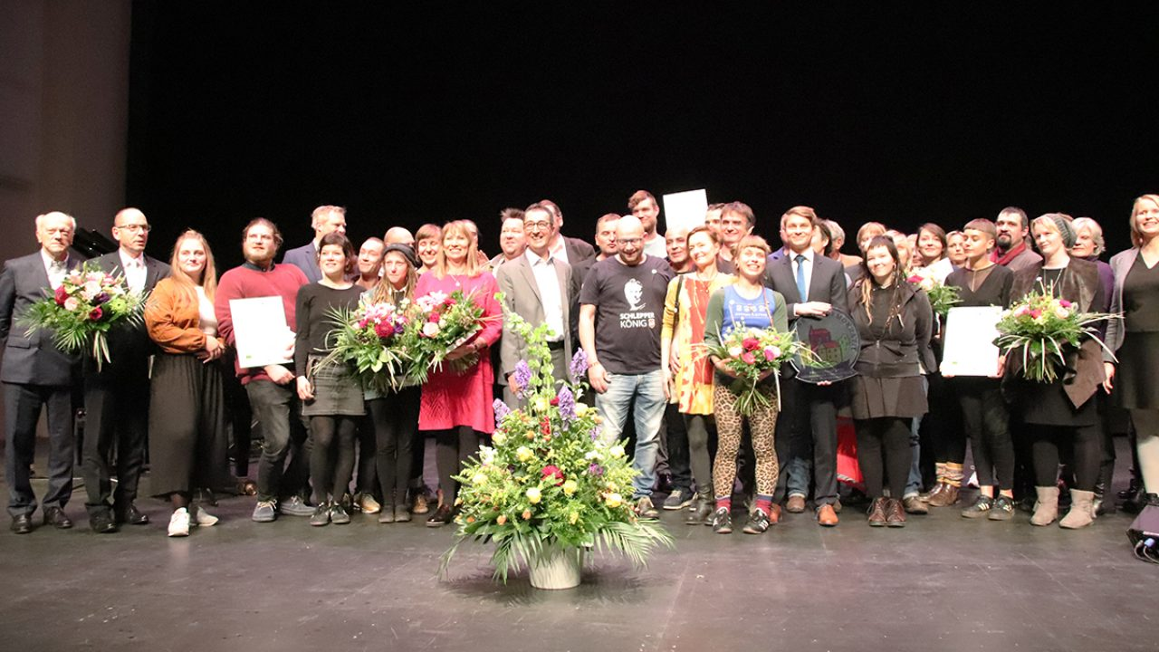 sächsischer Förderpreis 2019
