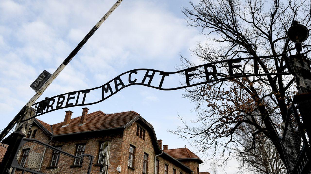 Holocaust Gedenktag - Auschwitz