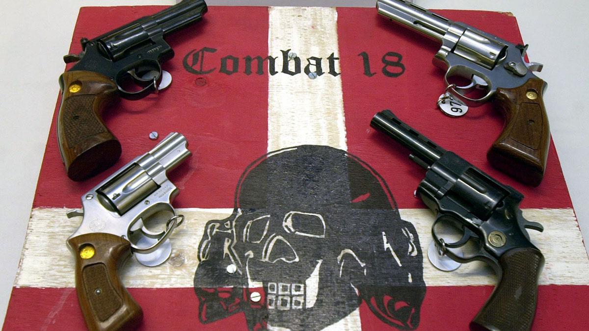 Illegaler Waffenbesitz MeГџer