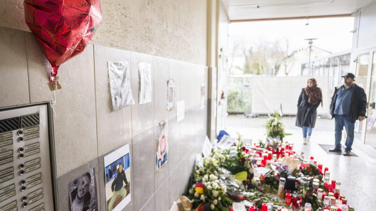Nach Schüssen in Hanau - Eine Woche danach