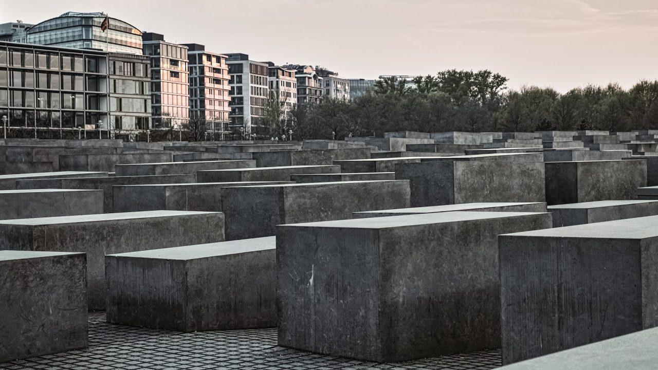 Stelenfeld © Stiftung Denkmal, Foto: Marko Priske