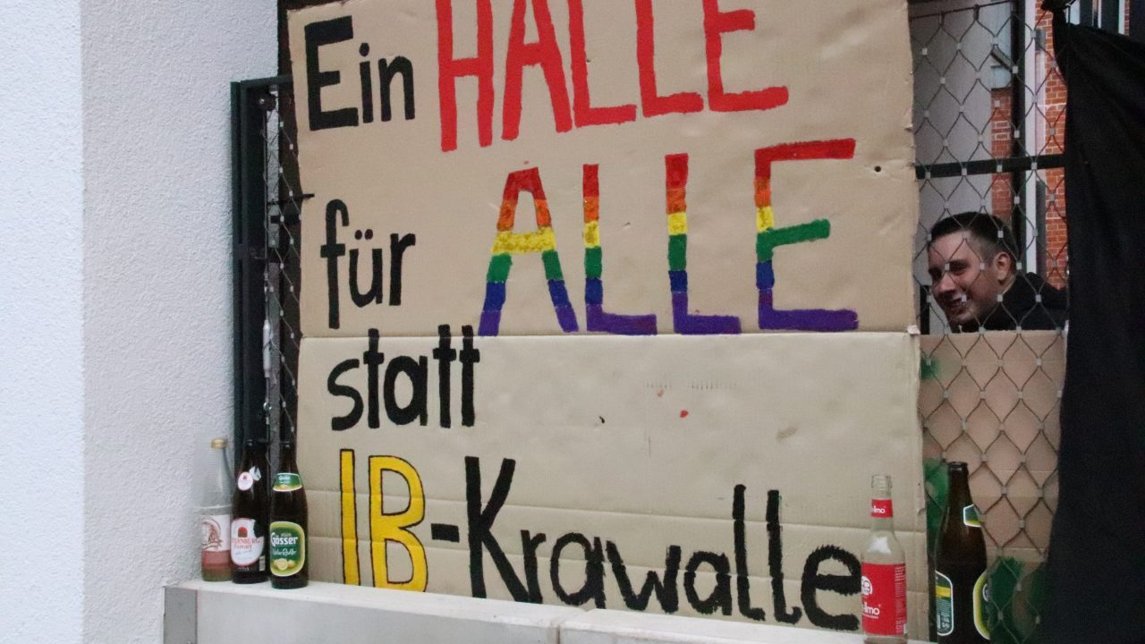 IB-Demo-Halle