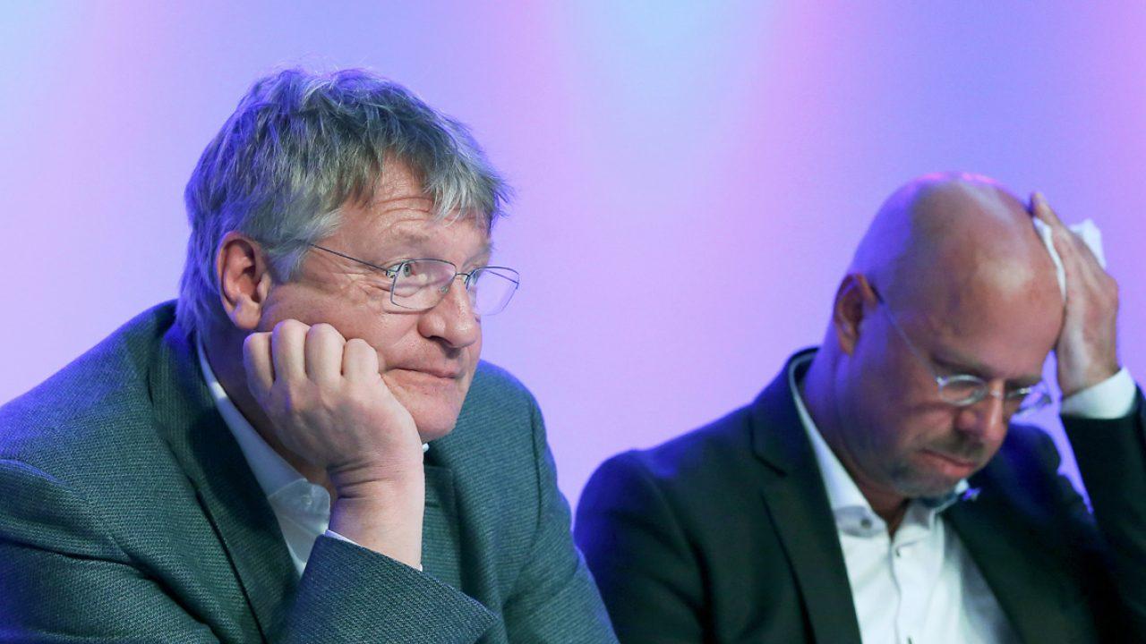 Wahlkampfauftakt AfD Sachsen-Anhalt zu Kommunal- und Europawahl