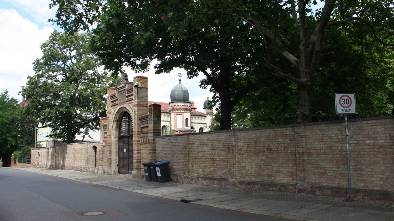 Halle Synagoge