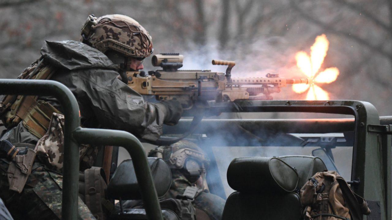 Gegenfeuer: Das KSK, eine Eliteeinheit des Bundeswehr, wird teilweise aufgelöst.
