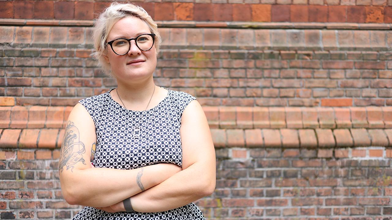 In Interview: the author Veronika Kracher.