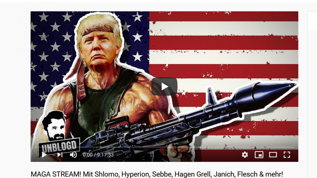 2020-11-04 15_53_19-MAGA STREAM! Mit Shlomo, Hyperion, Sebbe, Hagen Grell, Janich, Flesch & mehr! -
