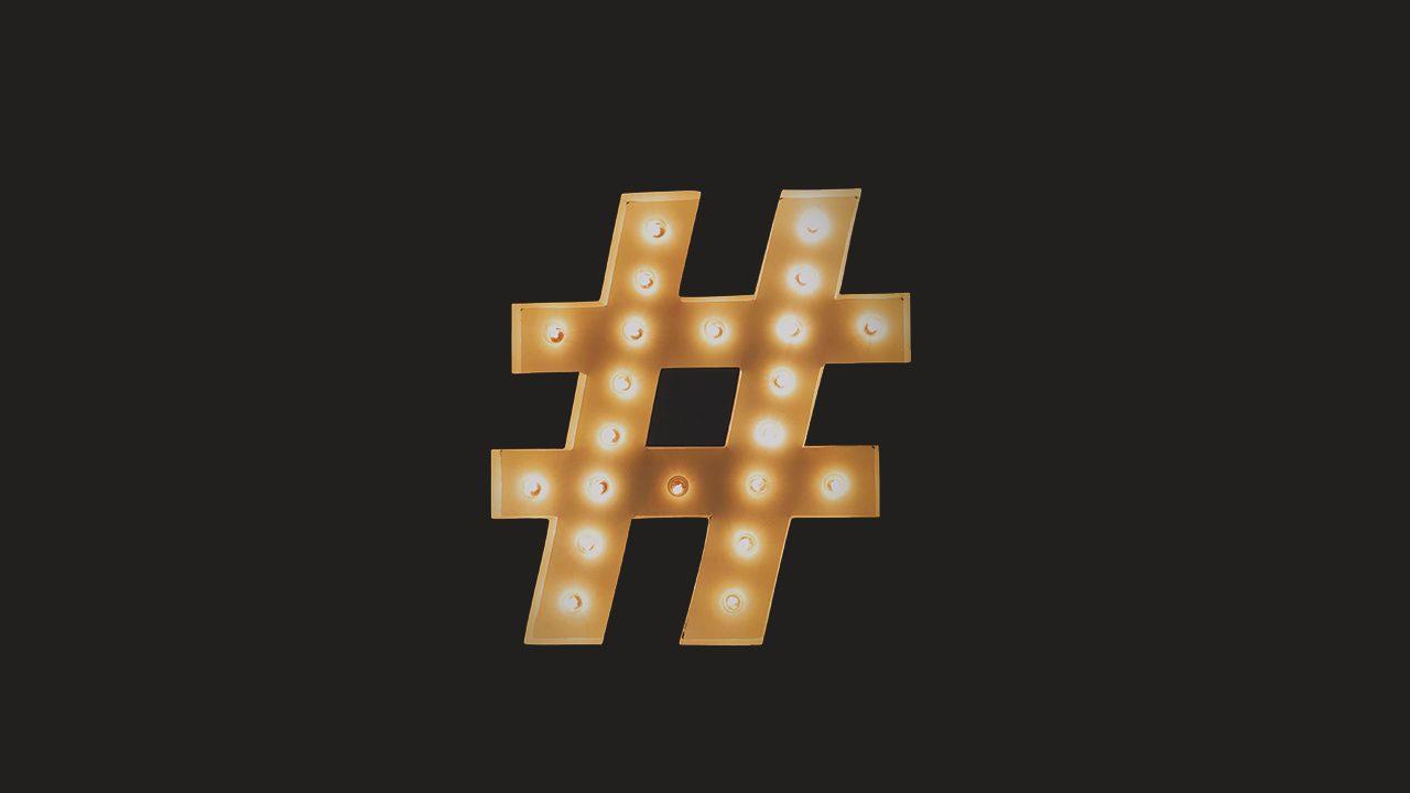 Der Hashtag: Ein digitales Werkzeug der demokratischen Zivilgesellschaft.