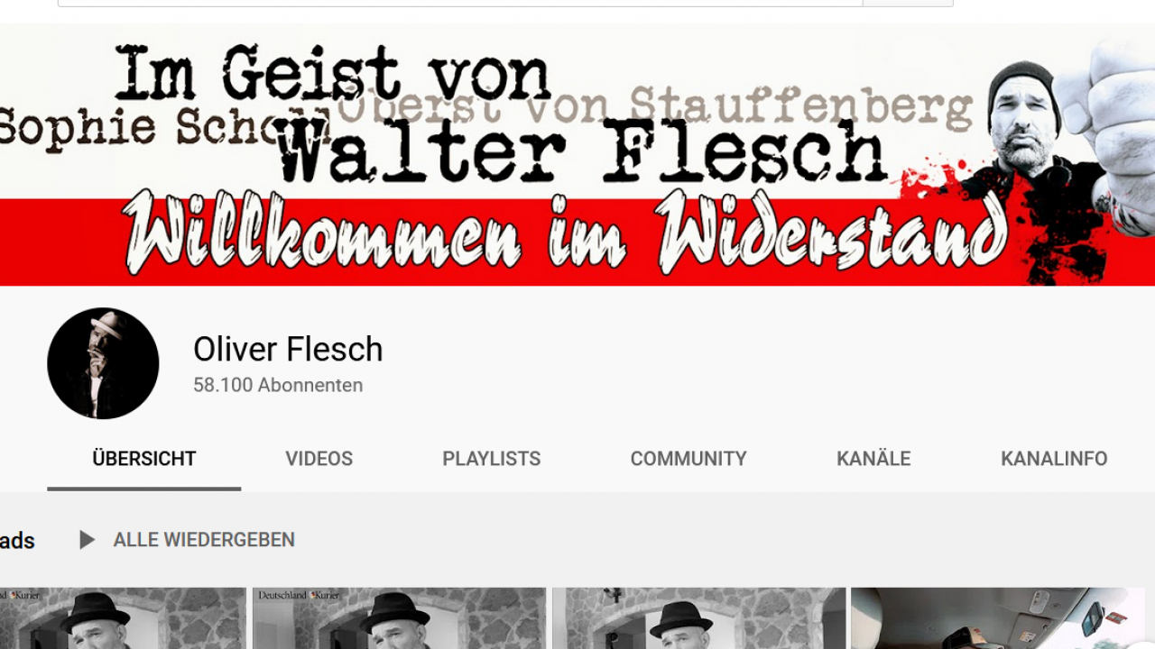 Oliver Flesch - YouTube