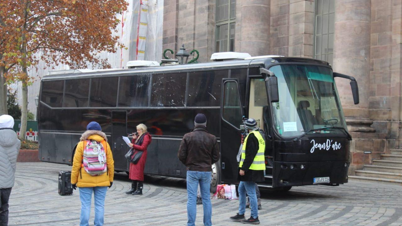 Frauen Bustour