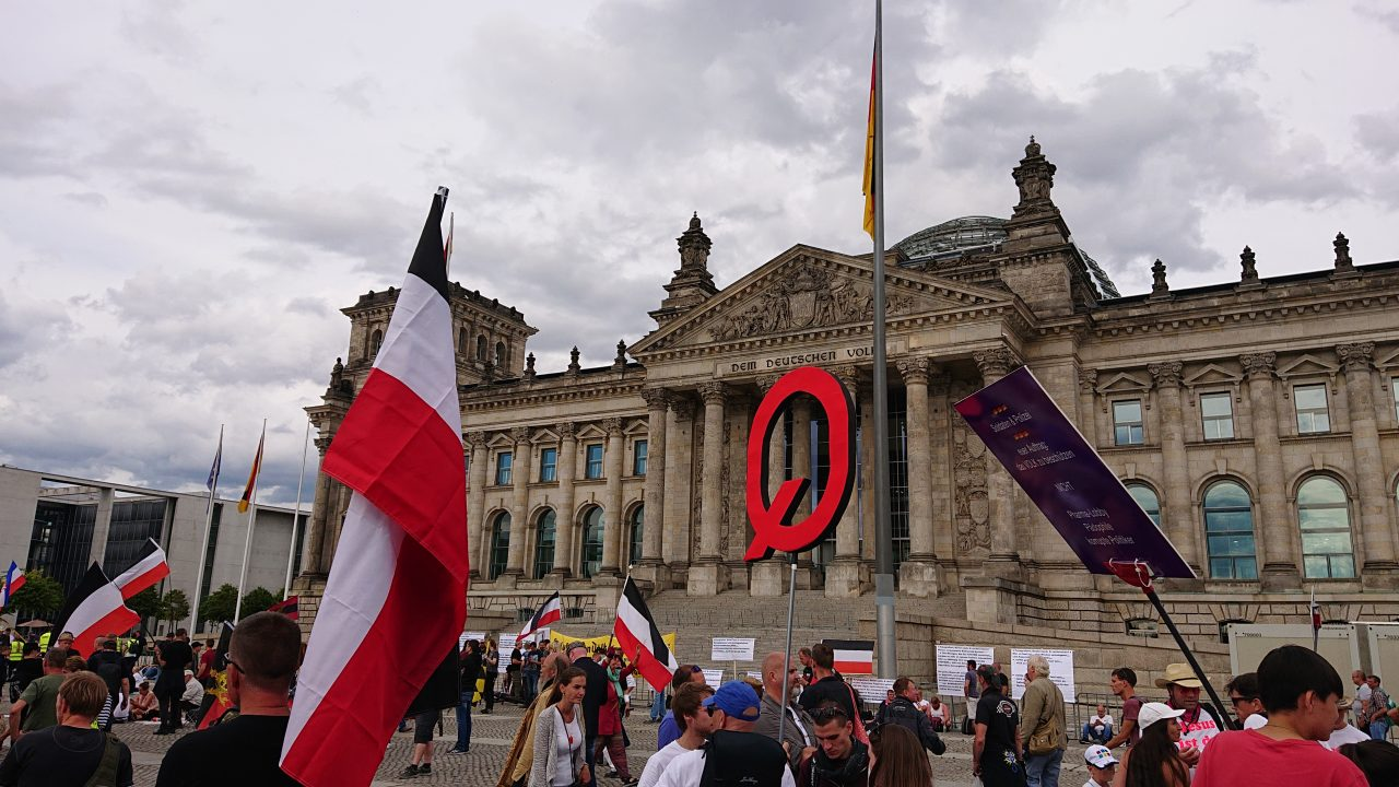 Reichsbürgerkundgebung 29.08.2020_Bildrechte_Berlin gegen Nazis