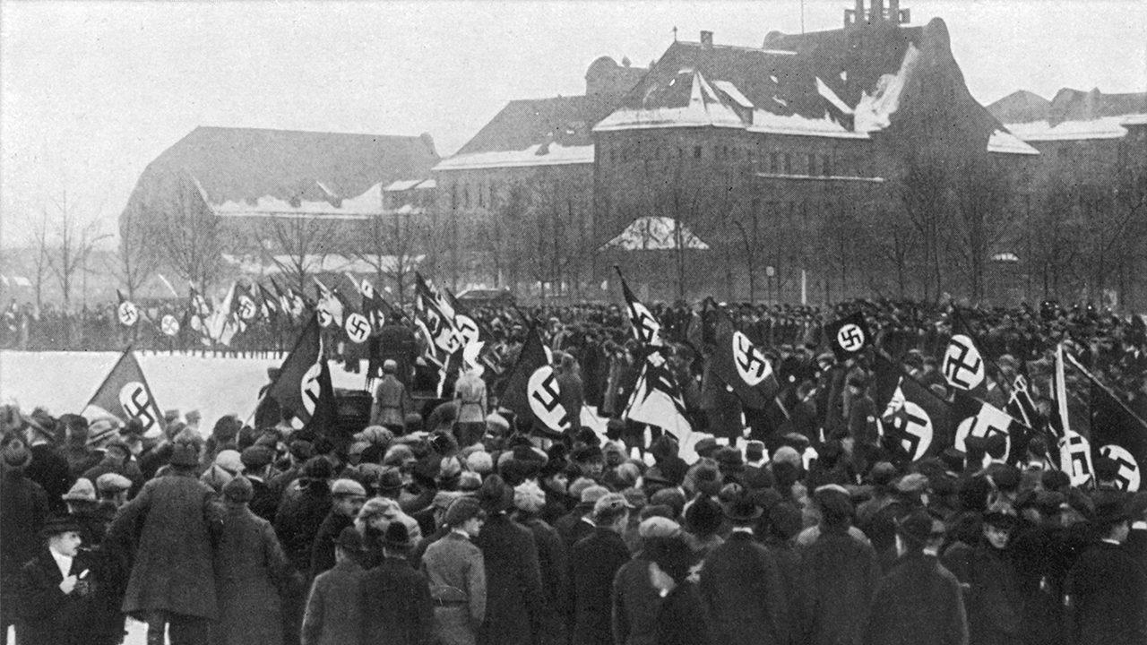 HITLER PUTSCH/1923