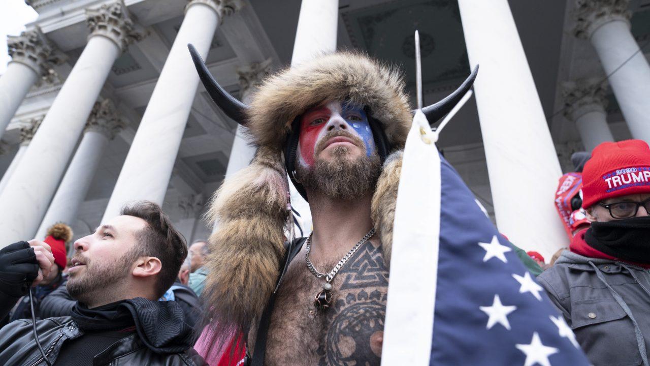 Capitol Hill MAGA Riot, June 6, 2021