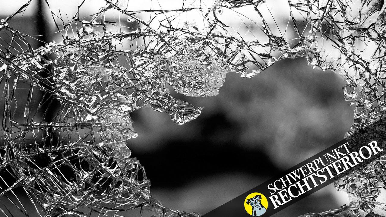 Rechtsterrorismus Glas