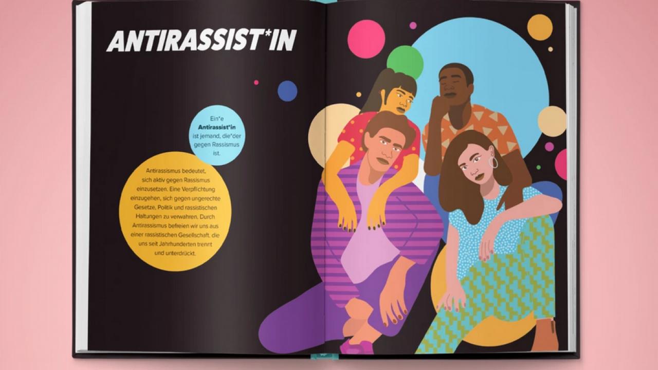 2021-03-19 Das Buch vom Antirassismus – Zuckersüß Verlag