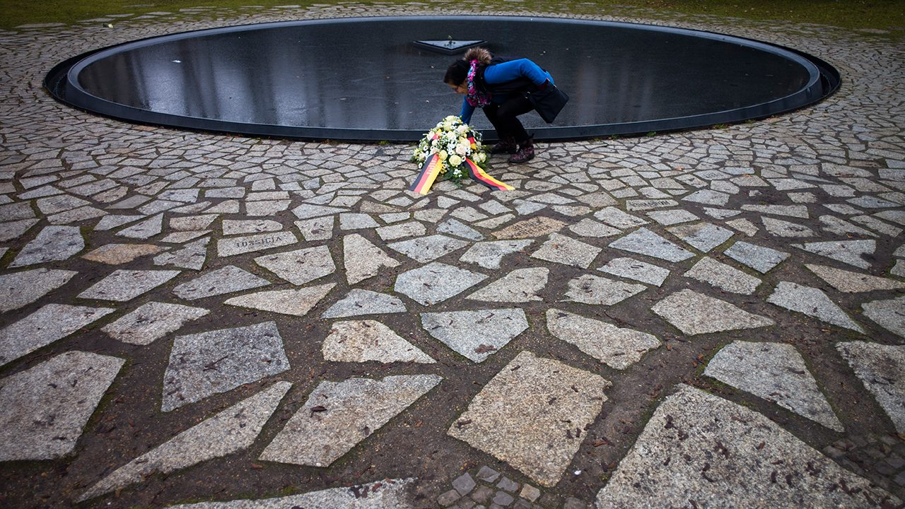 Germany Holocaust Remembrance