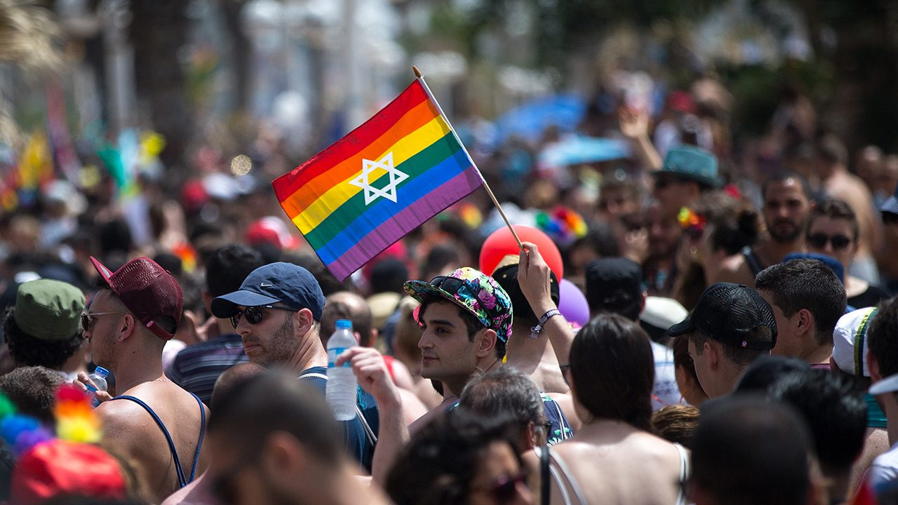 Pride in Tel Aviv: The largest queer demonstration in the Middle East