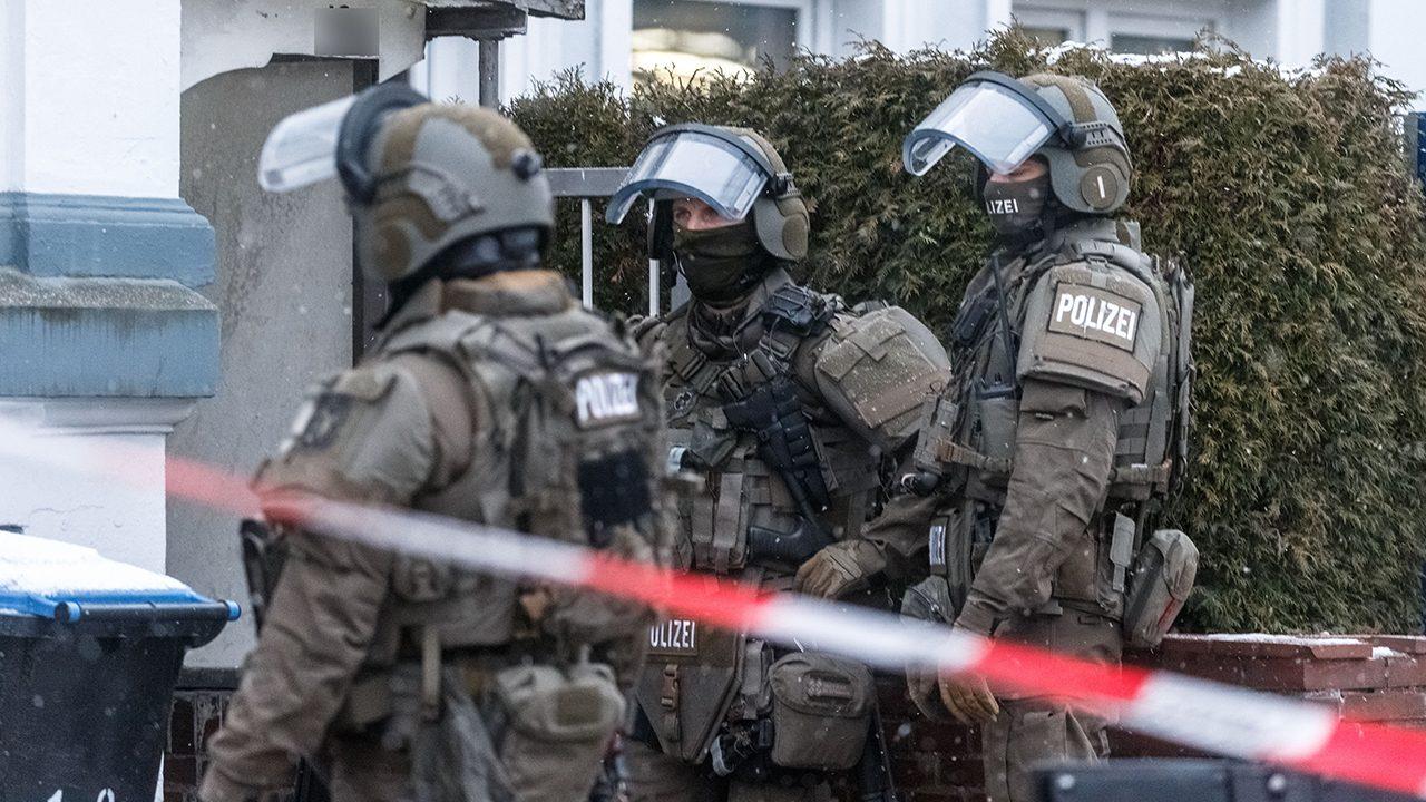 Einsatz Spezialeinsatzkommando in Lübeck