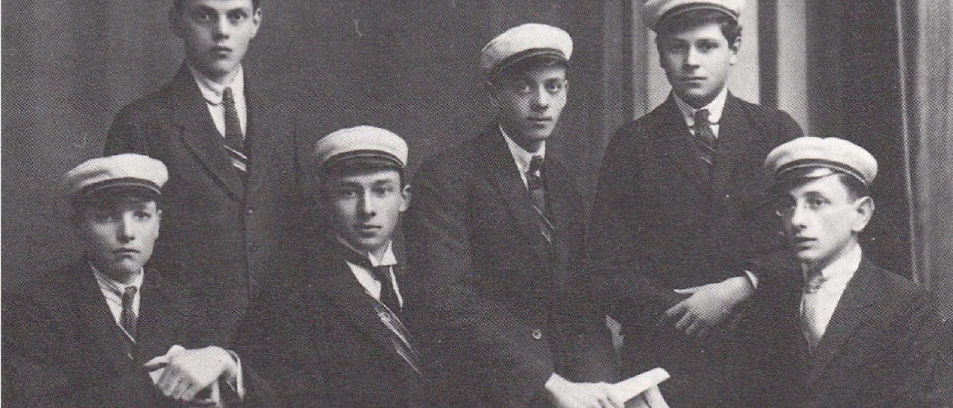 Schülerverbindung Saxonia Czernowitz (1922)