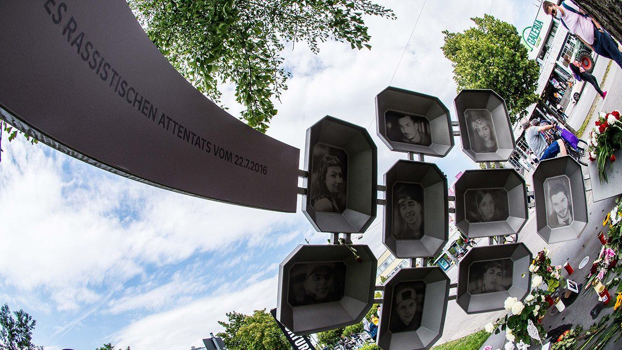 Munich OEZ Shooting Anniversary