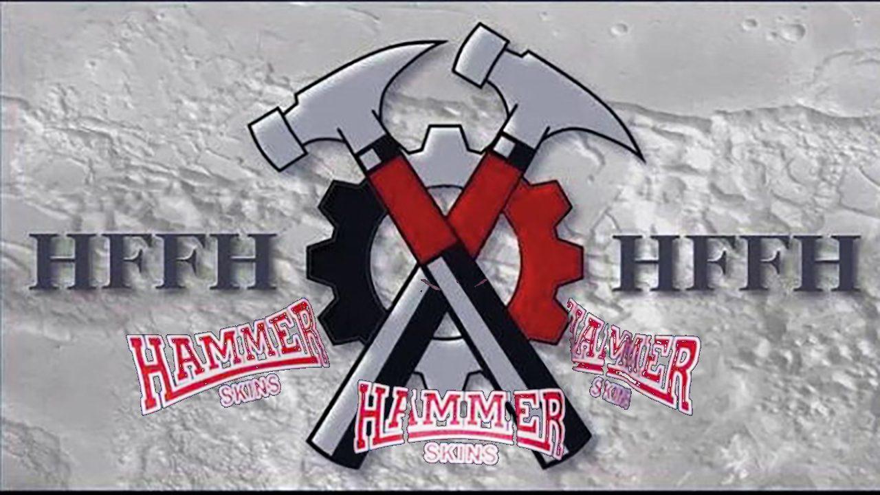 Hammerskins aufm