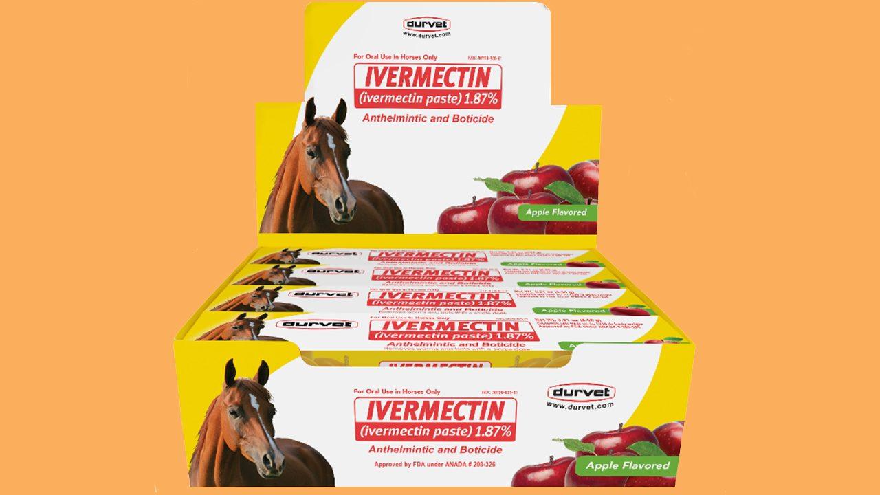 Aufs falsche Pferd gesetzt: Es gibt keine wissenschaftlichen Belege für die Wirksamkeit von Ivermectin gegen Covid-19.